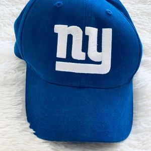 Toddler NY blue cap NFL 47 hat
